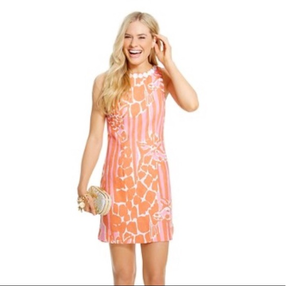 35edf282c29ace Lilly Pulitzer for Target Dresses & Skirts - Lilly Pulitzer for Target  giraffe print dress